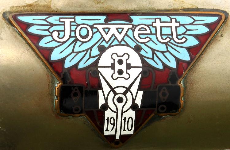 1926 Jowett Short-chassis tourer