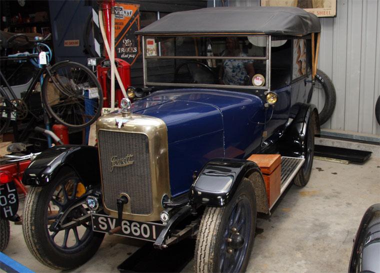 1926 Jowett