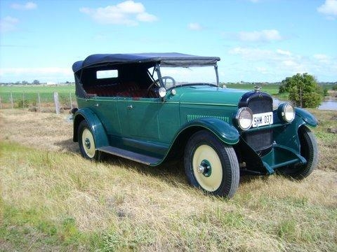 1927 Nash Light Six Model 221 Tourer