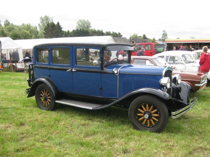 1929 De Soto Six