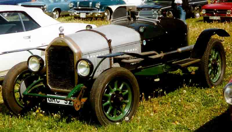 1929 Humber 14-40 HP 2-Seater