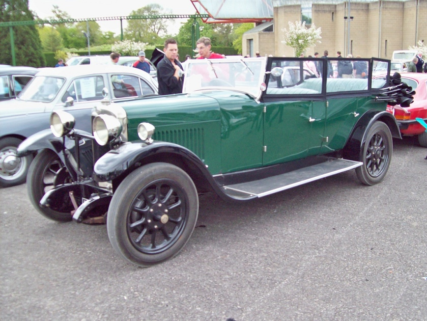 1929 Humber 20-65 Engine 3075cc