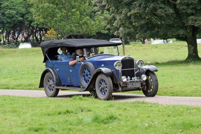 1930 Humber 16-50Hp