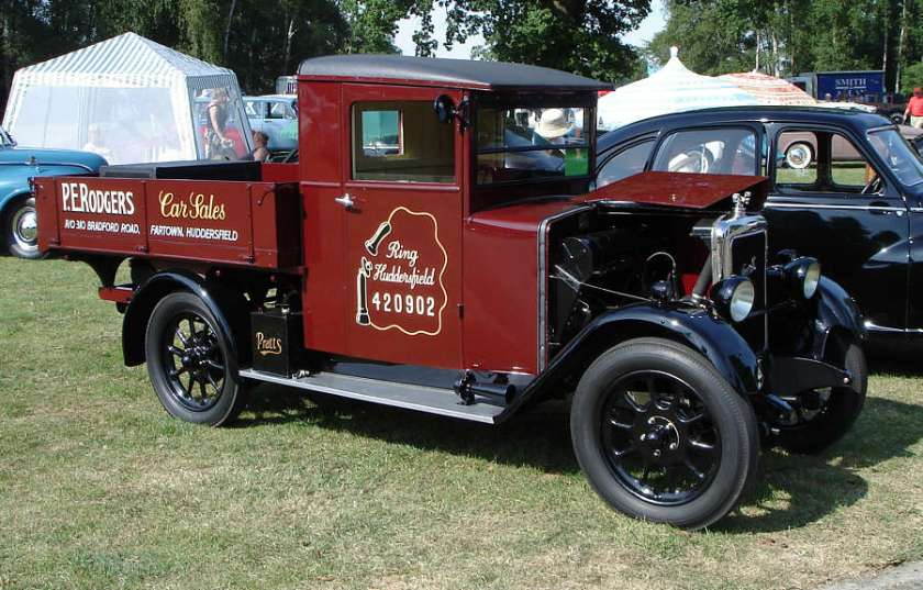 1930 Jowett Lorry