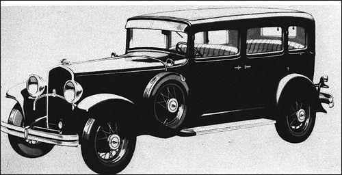 1931 de soto cf eight