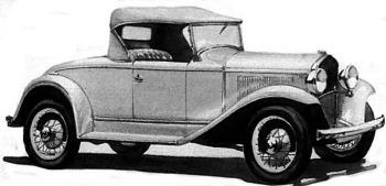 1931 de soto sax