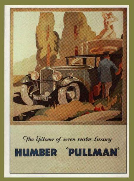 1931 humber Pullman