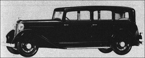 1932 de soto sd six sedan
