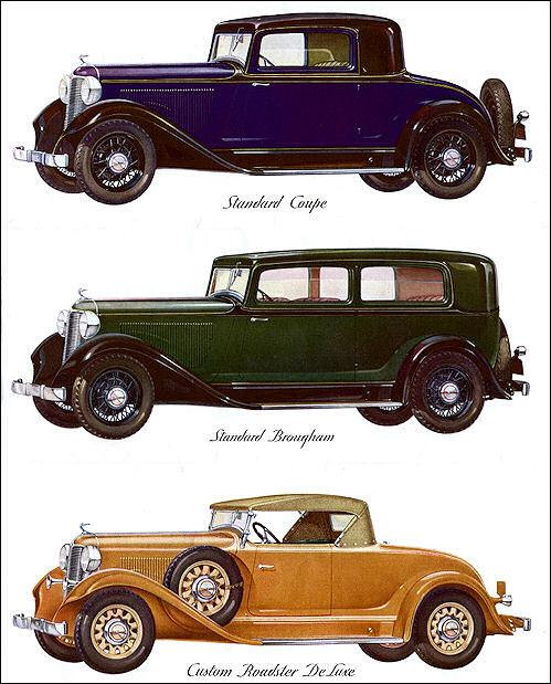 DE SOTO Automobile Highland Park, Michigan, United States