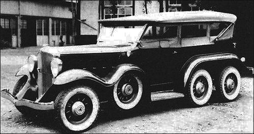 1932 hudson special