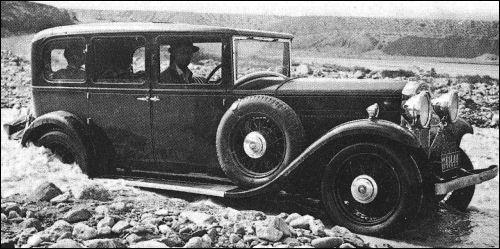 1932 humber snipe saloon
