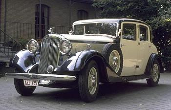 1933 humber snipe 80