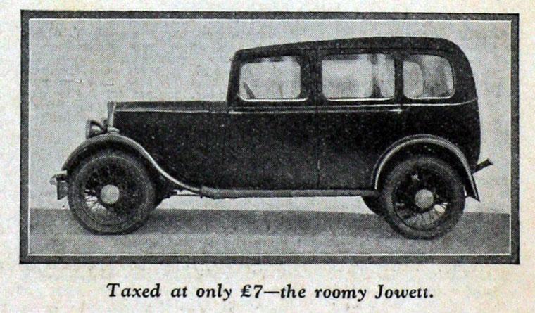 1933 Jowett
