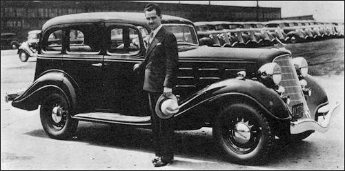 1934 hudson 8 de luxe sedan