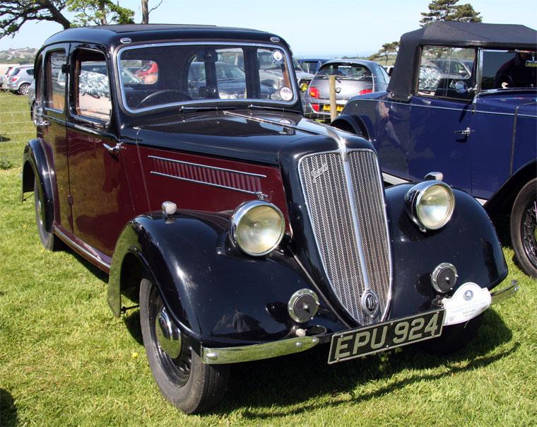 1934 Jowett 8 EPU 924