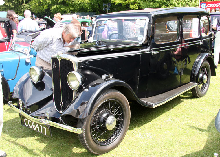 1934 Jowett Long