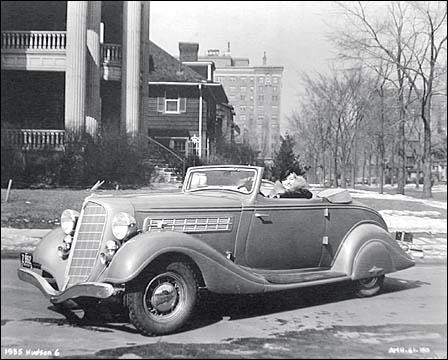 1935 hudson 6h cabrio