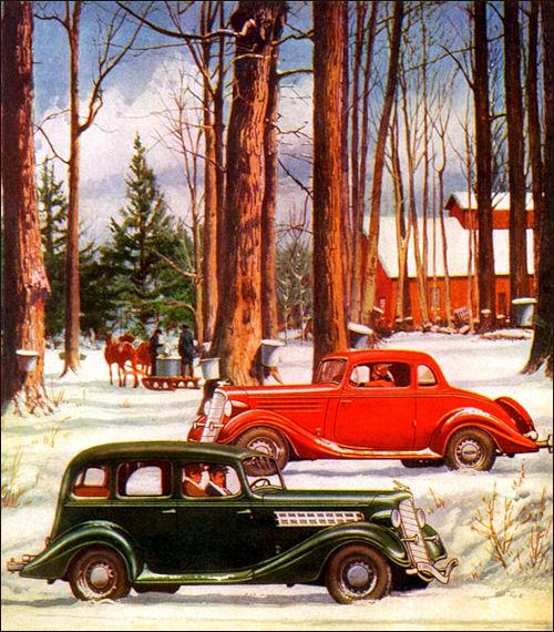 1935 hudson sedan