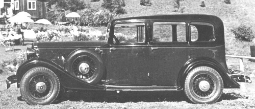 1935 humber 16-60 six light saloon