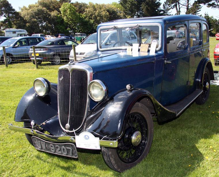 1935 Jowett 2