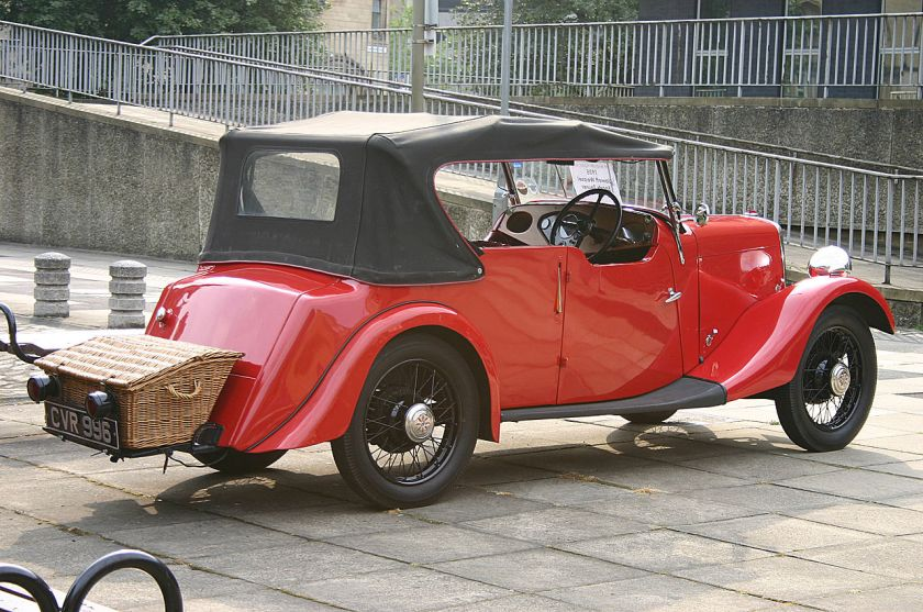 1935 Jowett 7Hp Weasel