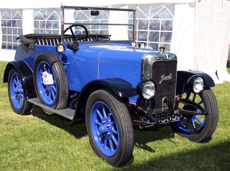 1935 Jowett 8