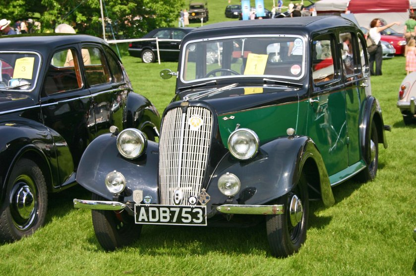Jowett Eight