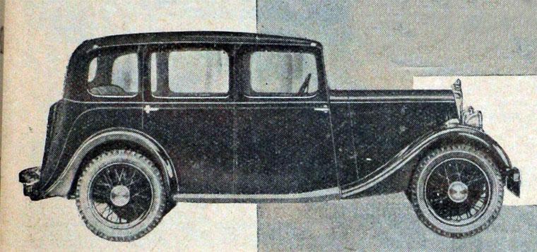 1935 Jowett