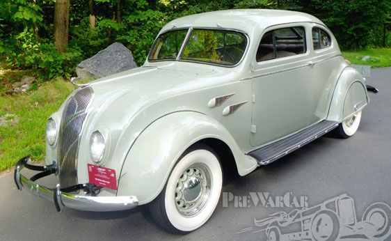 1936 De Soto S2 Airflow Coupe