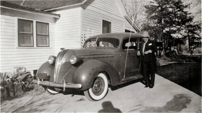 1937 Hudson Terraplane a