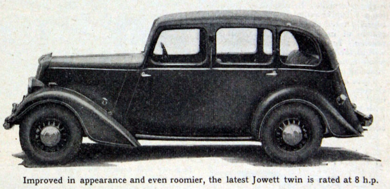 1937 Jowett