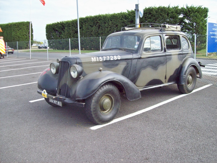 1938-40 Humber Snipe Production 2706 Engine 3183 cc S6 SV