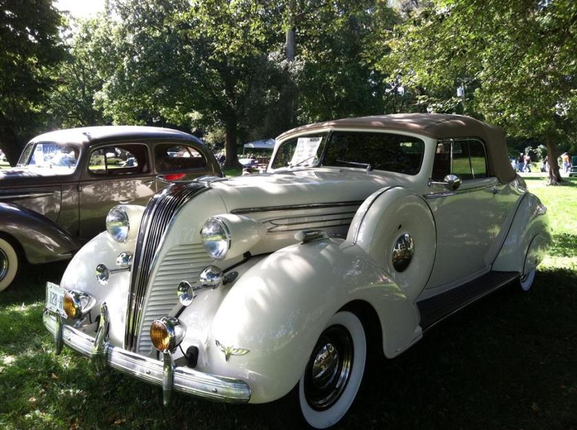 1938 Hudson Convertible