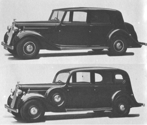 1938 humber pullman thrupp+maberly
