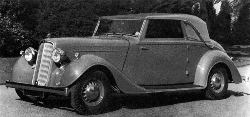 1938 humber snipe imperial drophead coupe