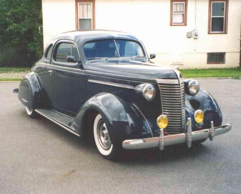1938 Nash LaFayette 3812a