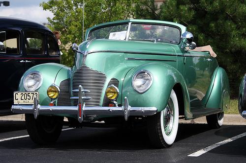 1939 Hudson convertible sedan Rick Feibusch