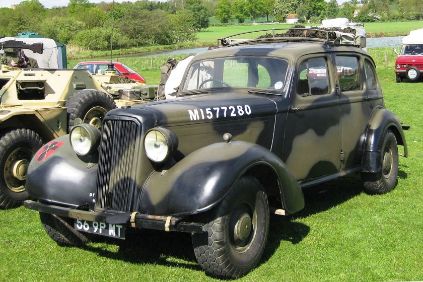 1939 Humber Military 1939 4000cc allegedly