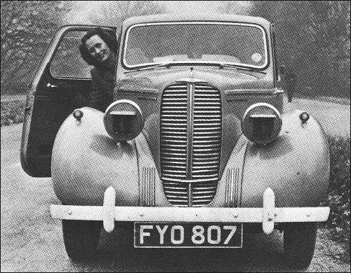 1940 hillman minx Phase I