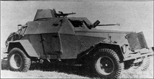 1940 humber ironside mk2-