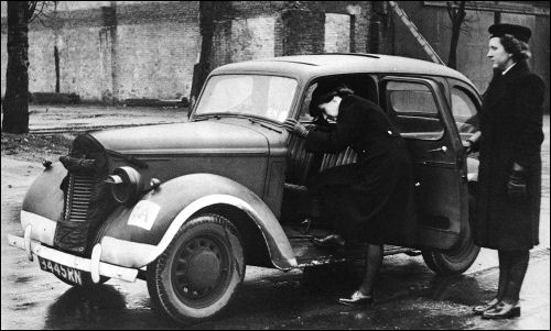 1941 hillman minx 10hp