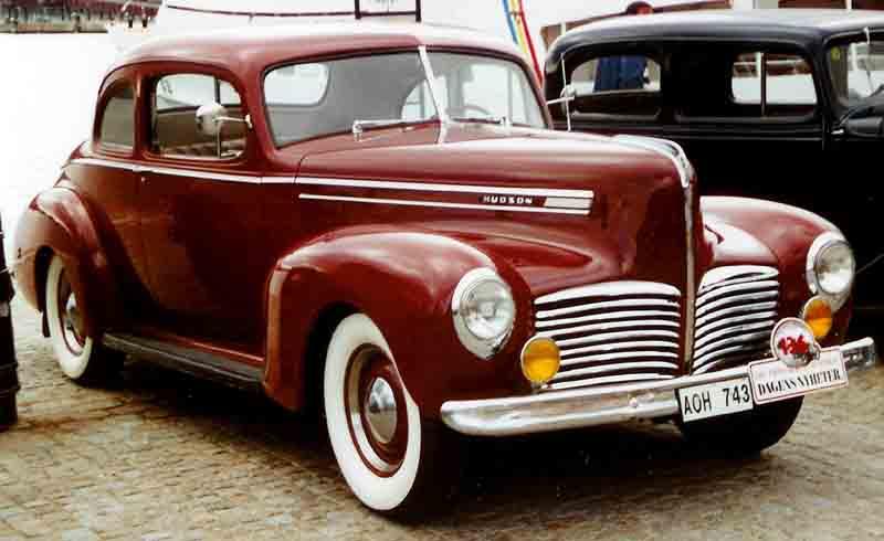 1941 Hudson Coupé