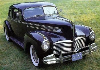 1941 hudson custom coupe
