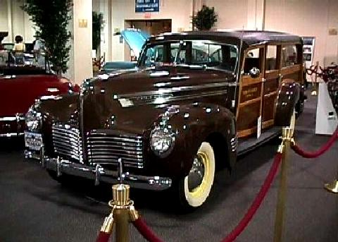 1941 Hudson Woody Station Wagon