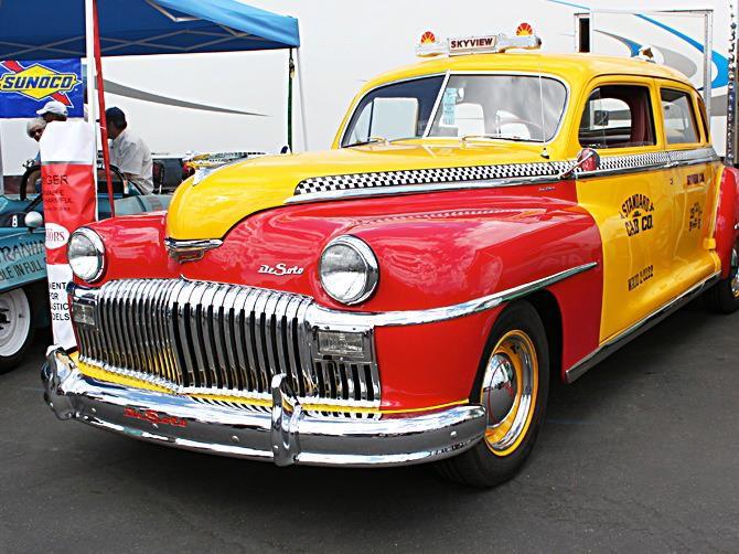 1942 DeSoto Taxi
