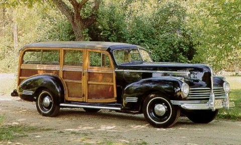 1942 Hudson Super-Six-Station-Wagon