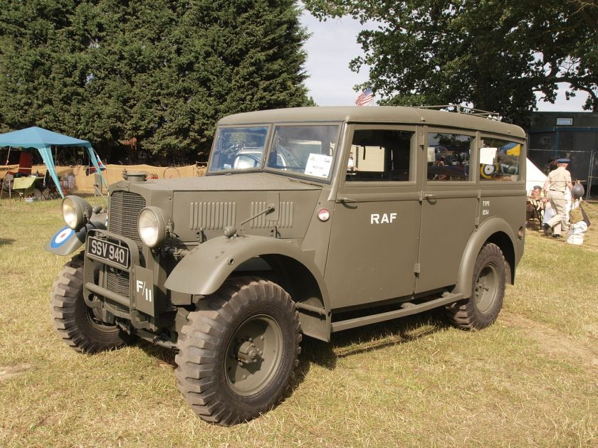 1942 Humber Heavy Utility(owner Andrew Partridge)pic3