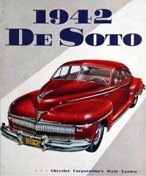 1943 De soto promart