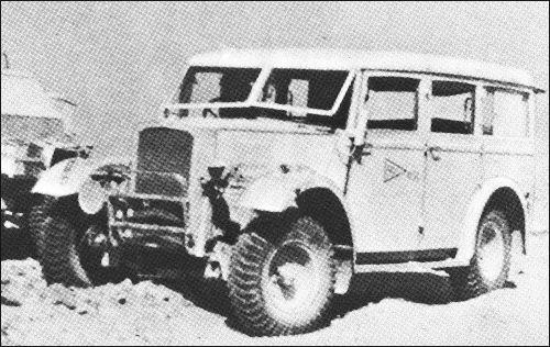 1943 humber heavy utility