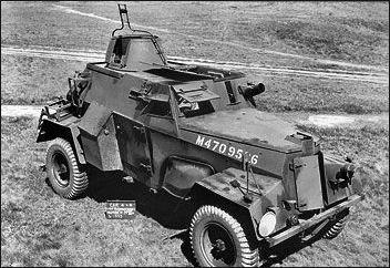 1943 Humber LRC mk3a